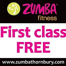 Weds 7pm Zumba® at Severn Beach Village Hall  tickets