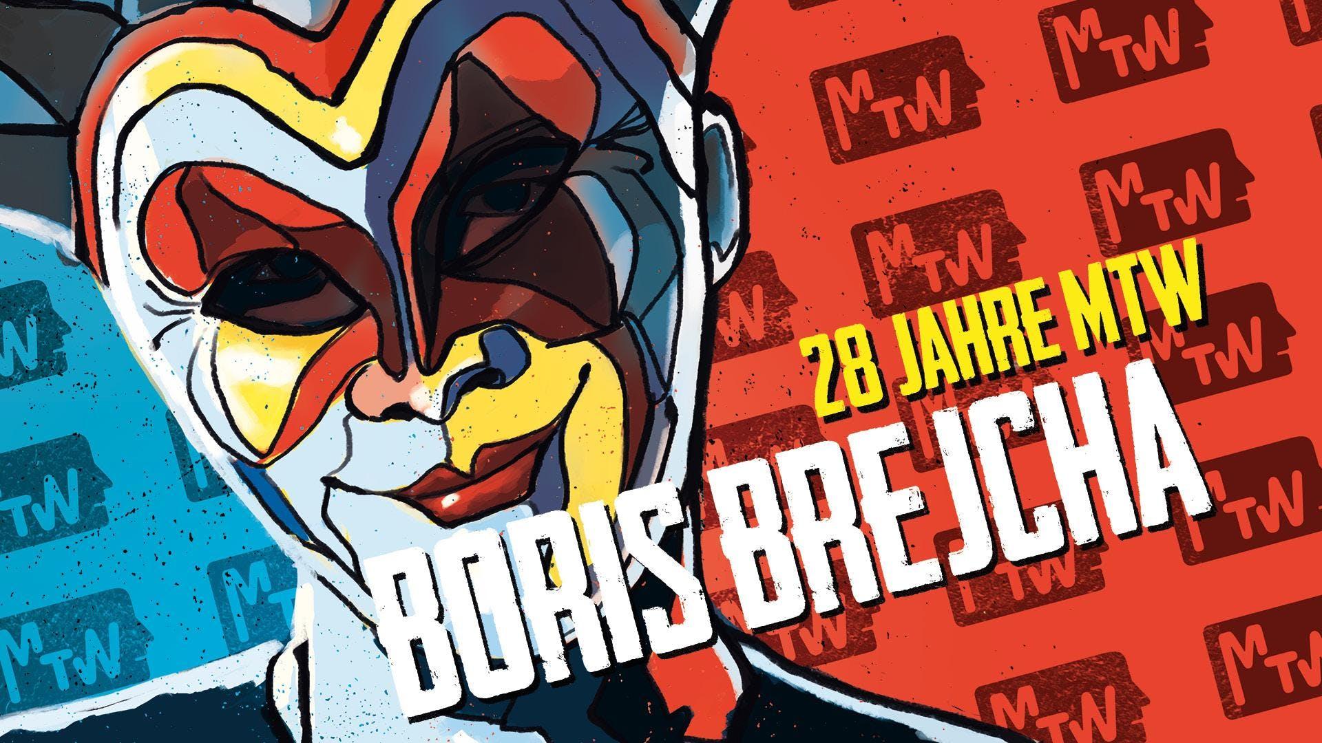 28 Jahre MTW mit Boris Brejcha