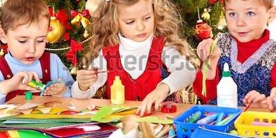 Kids Holiday Craft Workshop