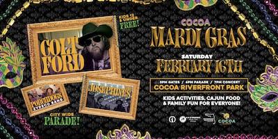 2019 COCOA MARDI GRAS feat. COLT FORD