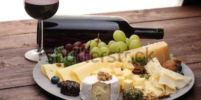 Wine and Cheese Pairing with Weathered Vineyards