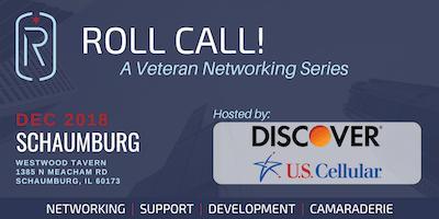 Roll Call! A Veteran Networking Series (Schaumburg)