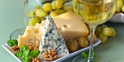 Mead and Cheese Pairing with The Colony Meadery