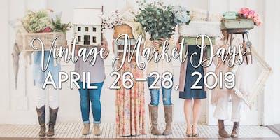 Vintage Market Days of West Columbus - Spring 2019