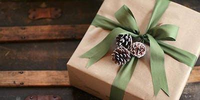 Minga Holiday Gift Exchange and Beeswax Cloth Adventure