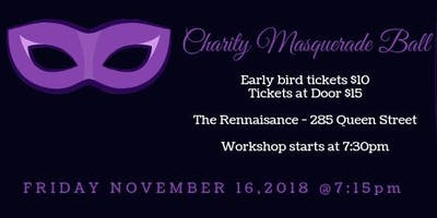 Charity Masquerade Ball