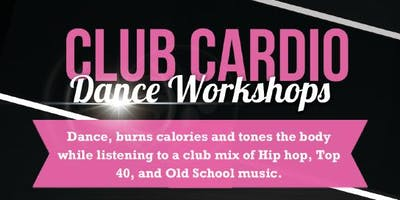 "Get It Girl Dance & Fitness ""Club Cardio\"" Dance Workshops"