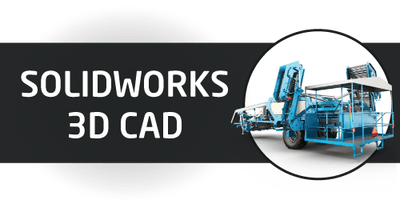 SOLIDWORKS 3D CAD Discovery Training - Eau Claire, WI (February)