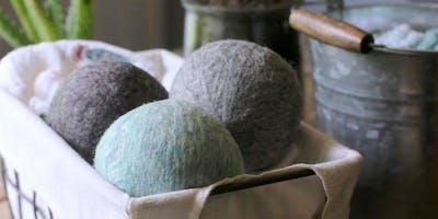 Revibe Holiday Gift Making- All Natural Laundry Supplies