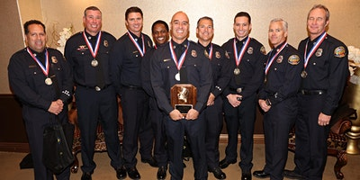 OCFA'S 12th ANNUAL BEST AND BRAVEST AWARDS DINNER
