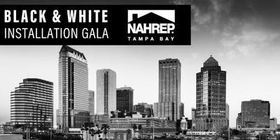 NAHREP Tampa Bay: Black & White Installation Gala
