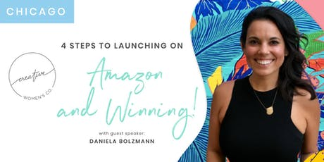 Chicago Creative Women's Co. Brunch: 4 Steps to Launching on Amazon and Winning! tickets