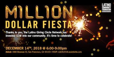 $1M Fiesta | Latino Giving Circle Network