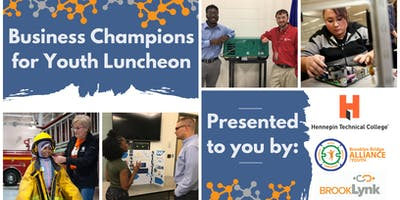 Business Champions for Youth Luncheon