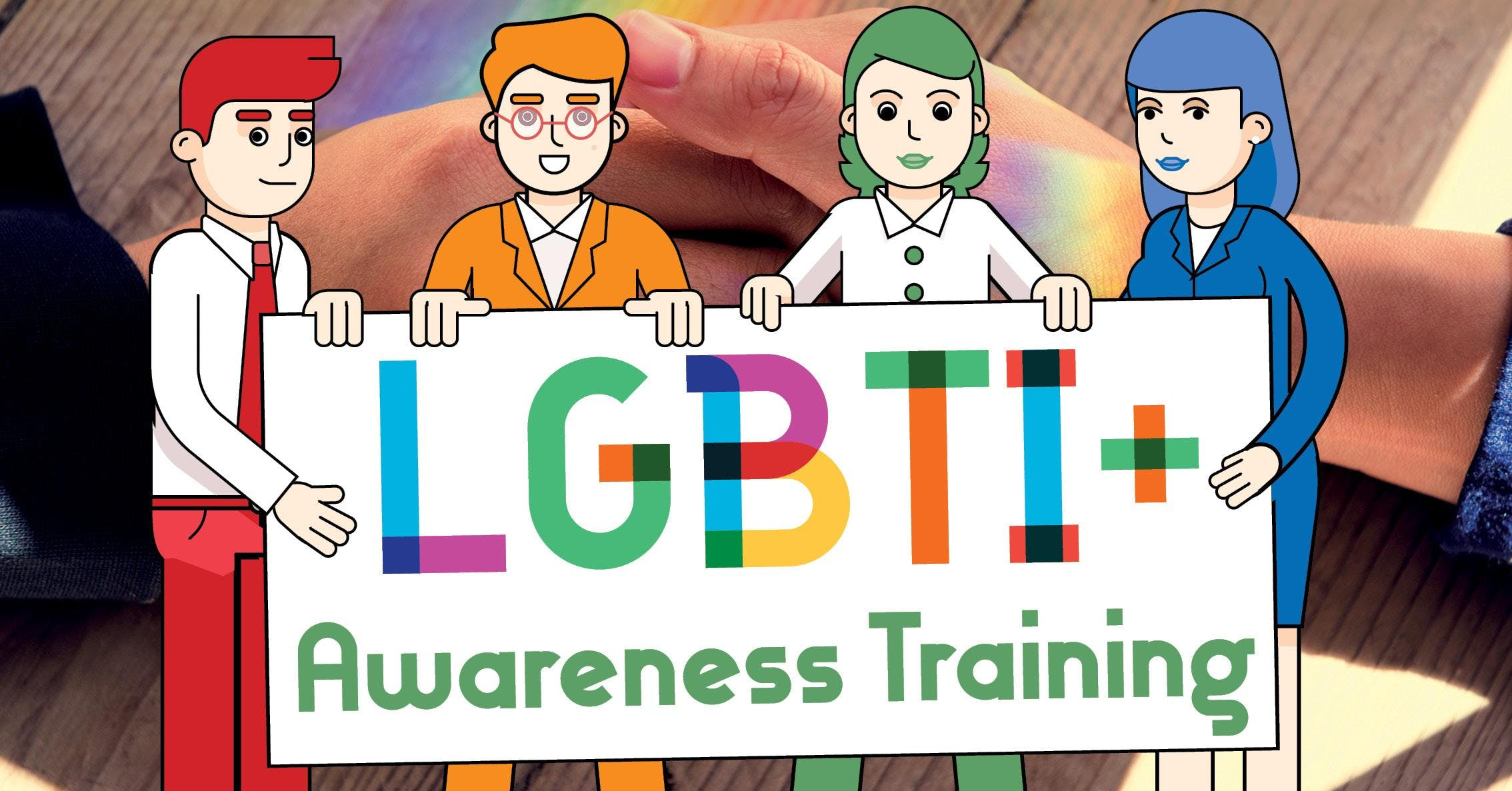 LGBTI+ Awareness Training Offaly Session