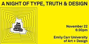 A Night of Type, Truth, and Design