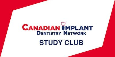 Canadian Implant Dentistry 2019 STUDY CLUB