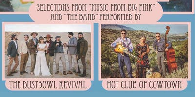 Cal Poly Arts Presents: Dustbowl Revival & Hot Club of Cowtown