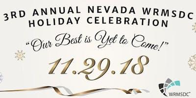 3rd Annual Nevada WRMSDC Holiday Celebration