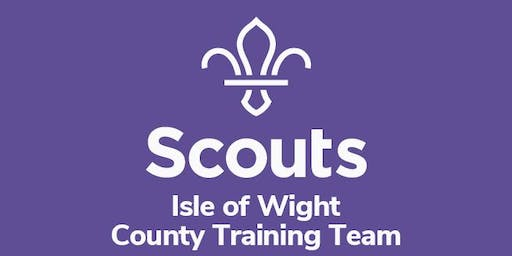 First Aid for IW Scout Leaders 1st December 2019