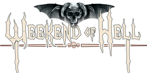Weekend of Hell Spring Edition 2019 - Das Original