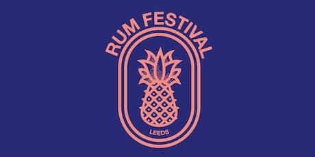 Leeds Rum Fest tickets