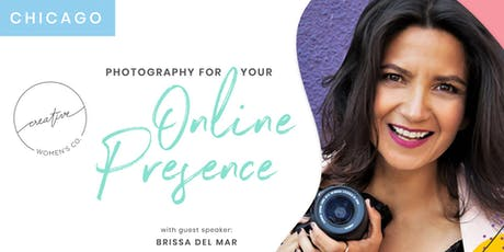 Chicago Creative Women's Co. Brunch: Photography for your online presence tickets