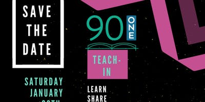 9-0-ONE Teach-In Action January 26th, 2019