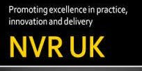 3rd National NVR UK Conference. Developments and Innovations!