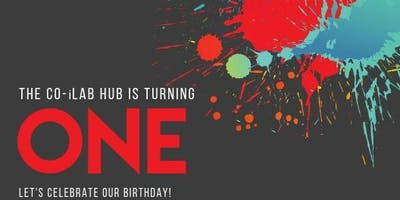 Co-iLab Hub 1 Year Anniversary!