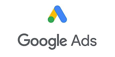 Formation agréée | Google Ads - Niveau Initial - 1 journée billets