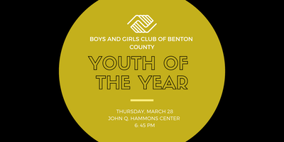 Boys and Girls Club of Benton County Youth of the Year Gala