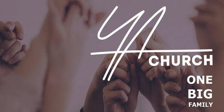 You Are Church | Sunday Service tickets
