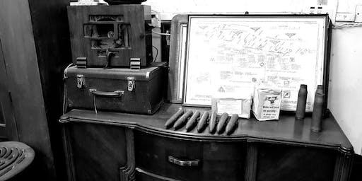 Halloween at the 1940's War Museum Ghost Hunt- Swansea- £35 P/P