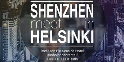 Shenzhen(Baoan)- Helsinki Innovation & Cooperation Conference