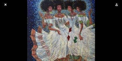 Sacred Woman Sista Circle: Spa Party Edition
