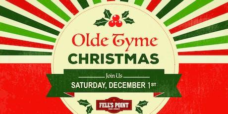Olde Tyme Christmas Festival tickets