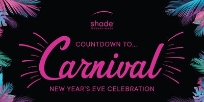 Countdown To Carnival New Year\