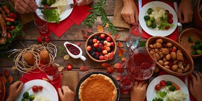 Healthy Holiday Cooking Class