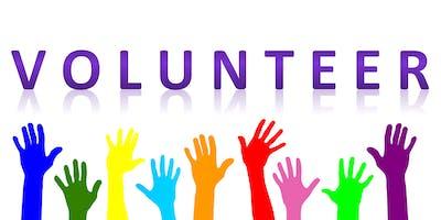 New Volunteer Orientation- Kent (2019)