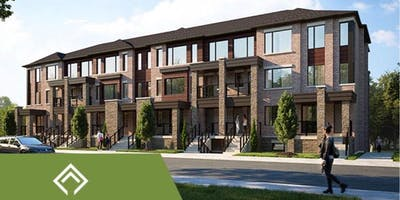 Open House-New Construction Townhomes-First Phase Final Inventory Remaining