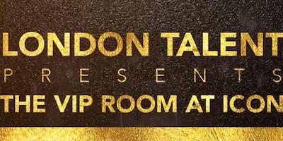 "DJ JAY ROC - ""EL VIP ROOM"" FRIDAYS at ICON NIGHTCLUB (Latin & Hip Hop)"