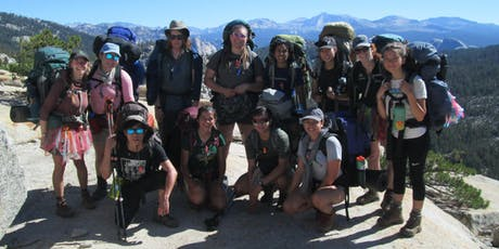 Yosemite Science Expedition tickets