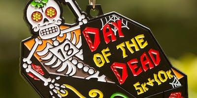 2018 Day of the Dead 5K & 10K - Erie