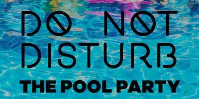 Spring Break Pool Parties - March 2019