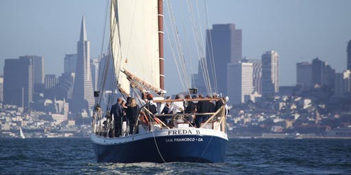 Father's Day Lunch Sail on San Francisco Bay 2019