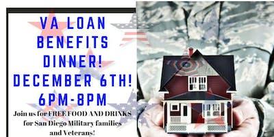 VA Loan Benefits Dinner!