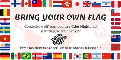 Bring Your Own Flag