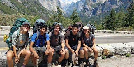 Yosemite Science Adventure: Middle School! tickets