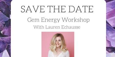 Gem Energy Workshop